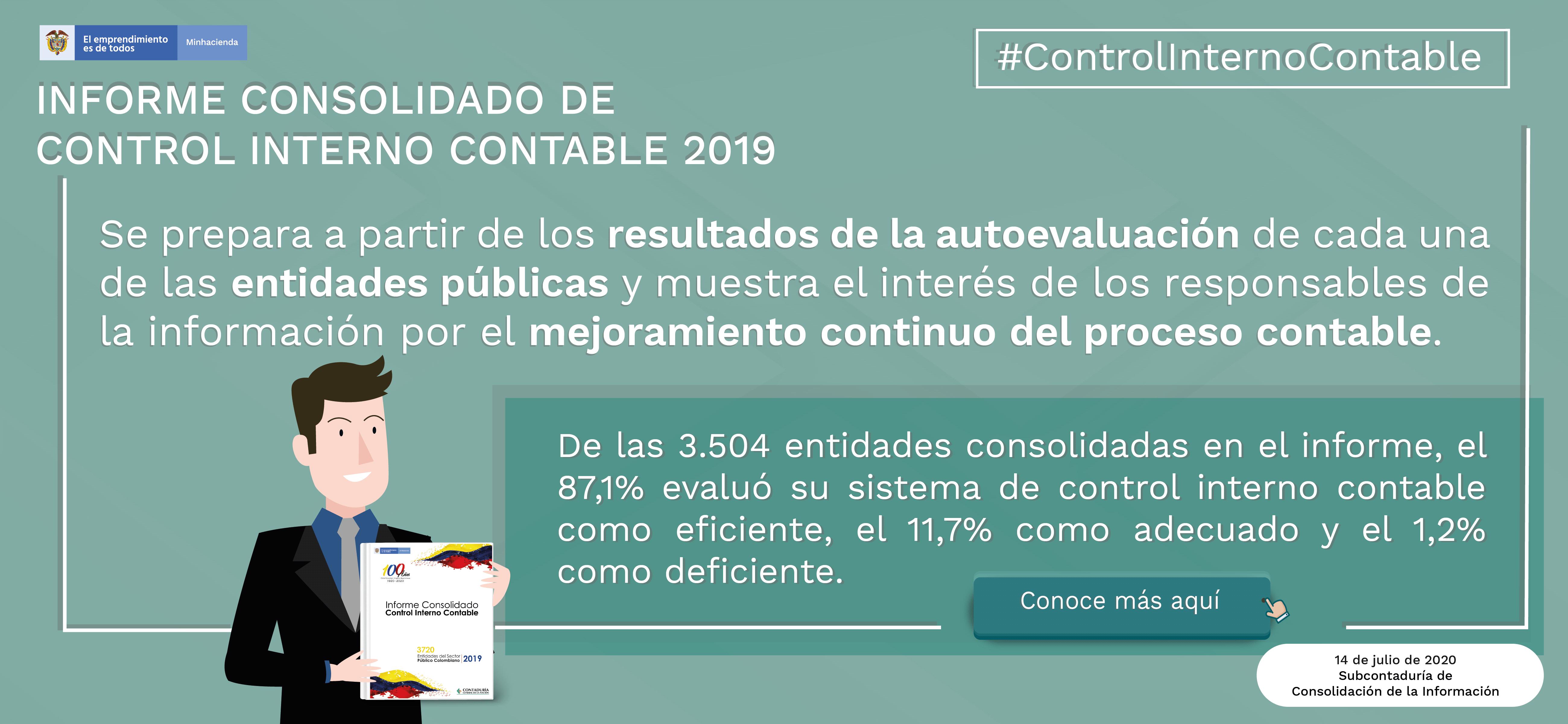 informe consolidado control interno contatable 2019